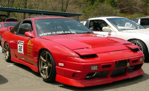 180sx + Red + Roll Call